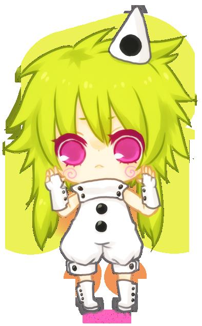 Renders Kawai Chibi 04 Ocs____poupourri_the_mime_by_onisuu-d52kv1k