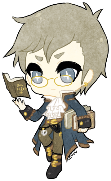 design -- librarian by onisuu