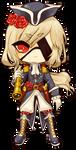 OC -- Emil the Admiral by onisuu