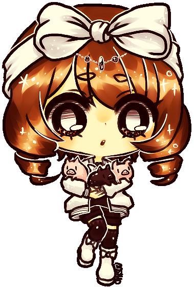 commission -- kawaii onyx2 by onisuu