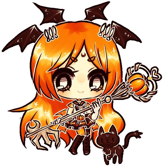 auction -- Sailor Pumpkin by onisuu
