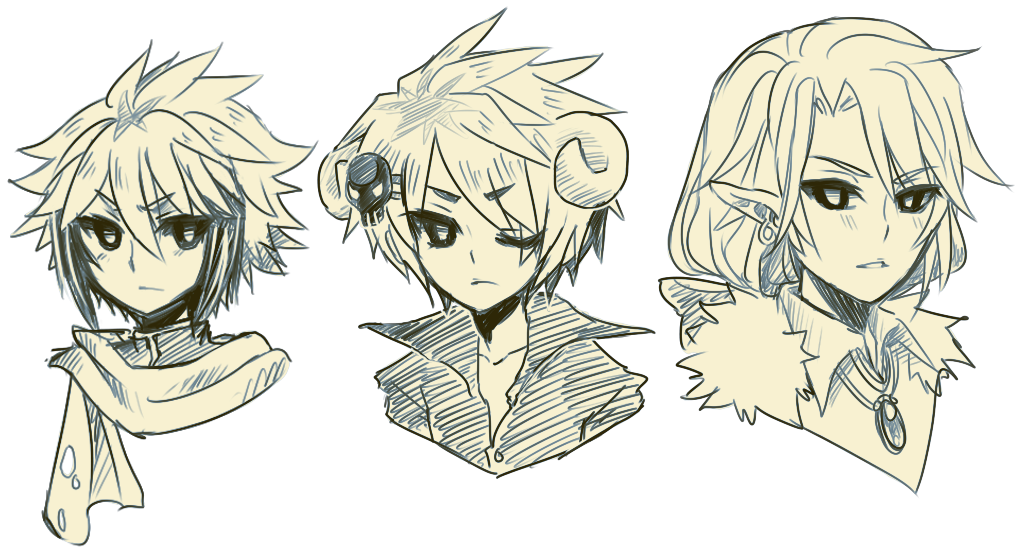 more headshots by onisuu