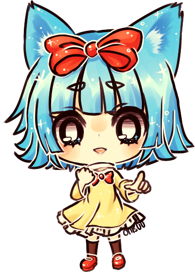 gift -- merui by onisuu