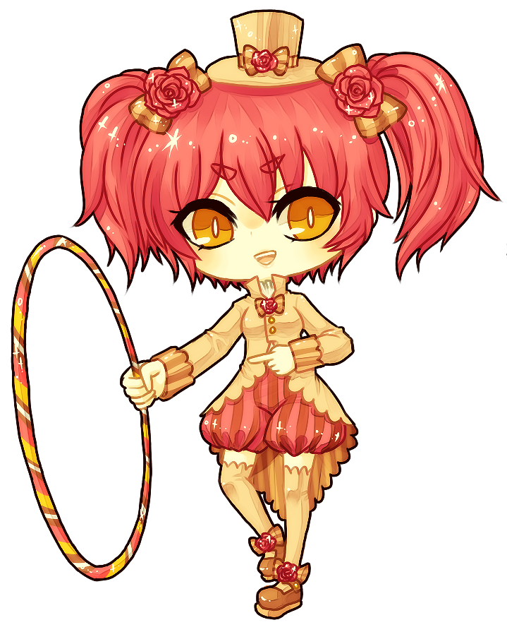 riela_herself by onisuu