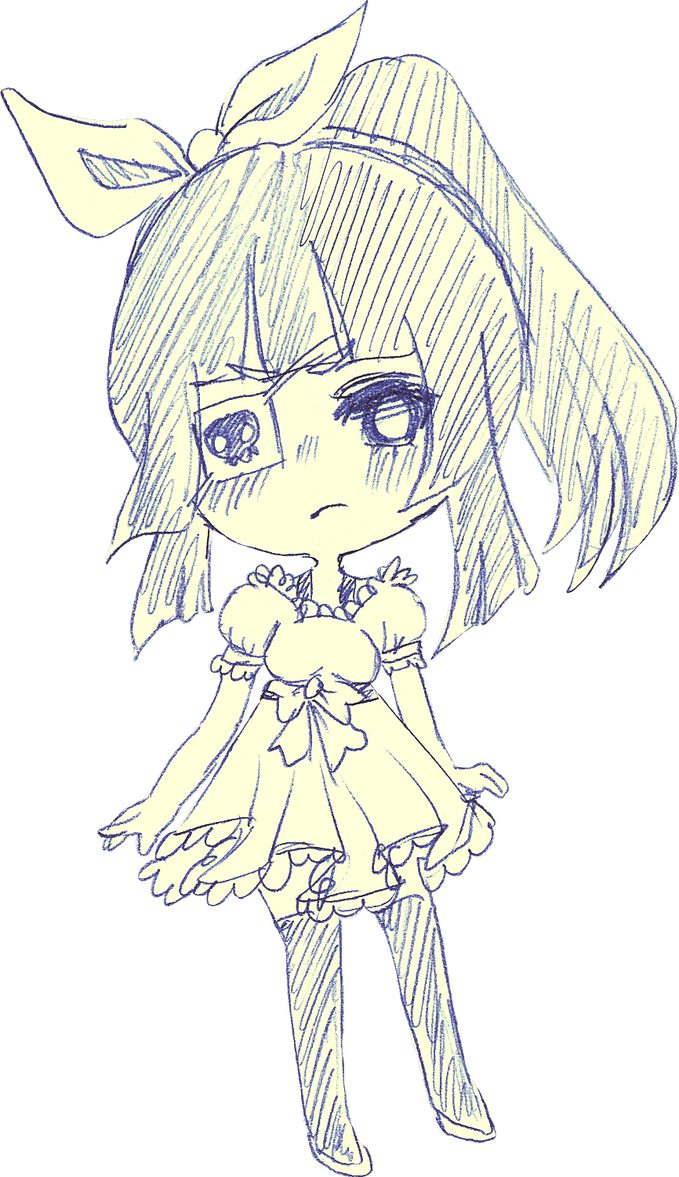 sketch -- jorsu by onisuu