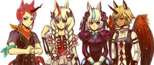OCs -- Unicorns