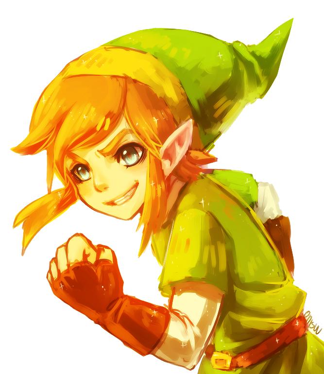 Link Is Back by onisuu