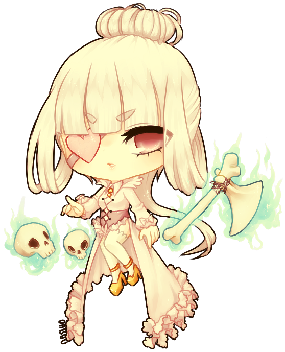 Commission -- Willow by onisuu