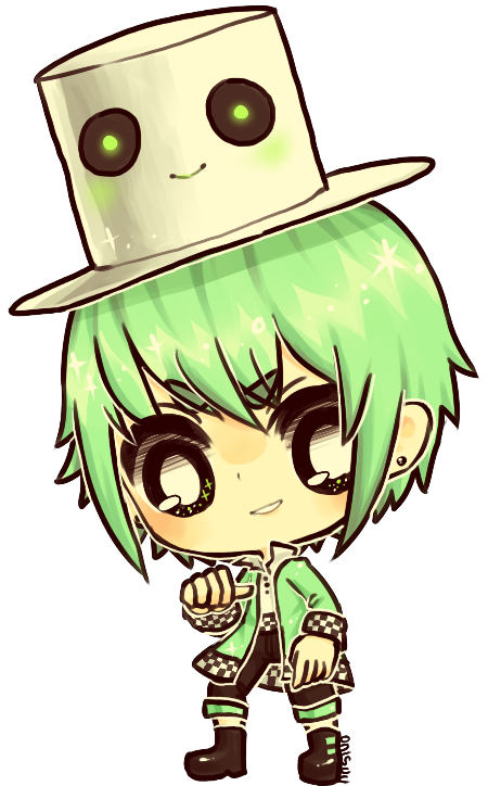 commission -- Hatter by onisuu