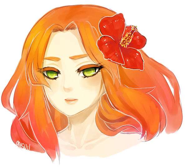 zelda -- Marin by onisuu