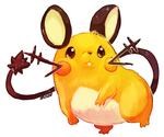 pokemon xy -- dedenne
