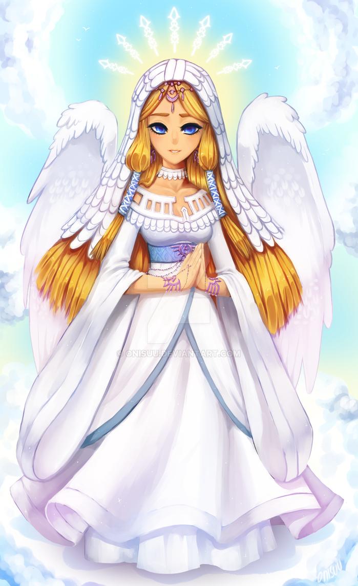 Zeldanime Hylia by Skitamine on deviantART   Legend of
