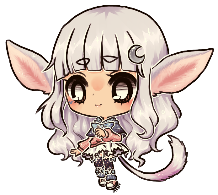 commission -- jerboa by onisuu