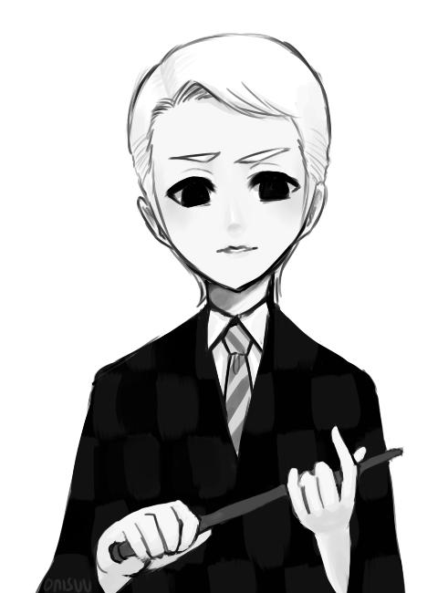 Draco Malfoy by onisuu on DeviantArt