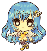 commission -- Luna by onisuu