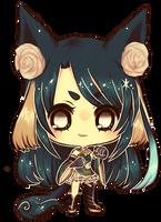 commission -- Elvera by onisuu