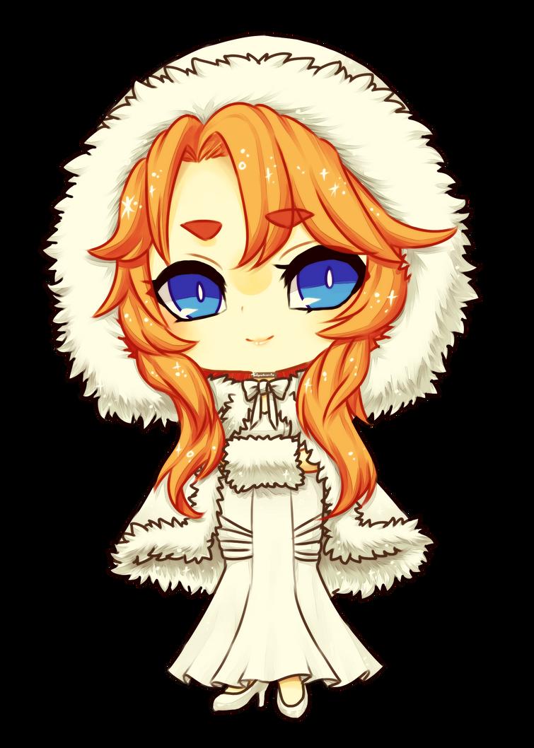 commission -- Aurora by onisuu