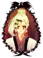 OCs -- Kestrel by onisuu