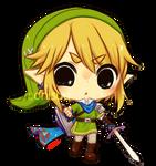 Zelda -- Hyrule Warriors Link