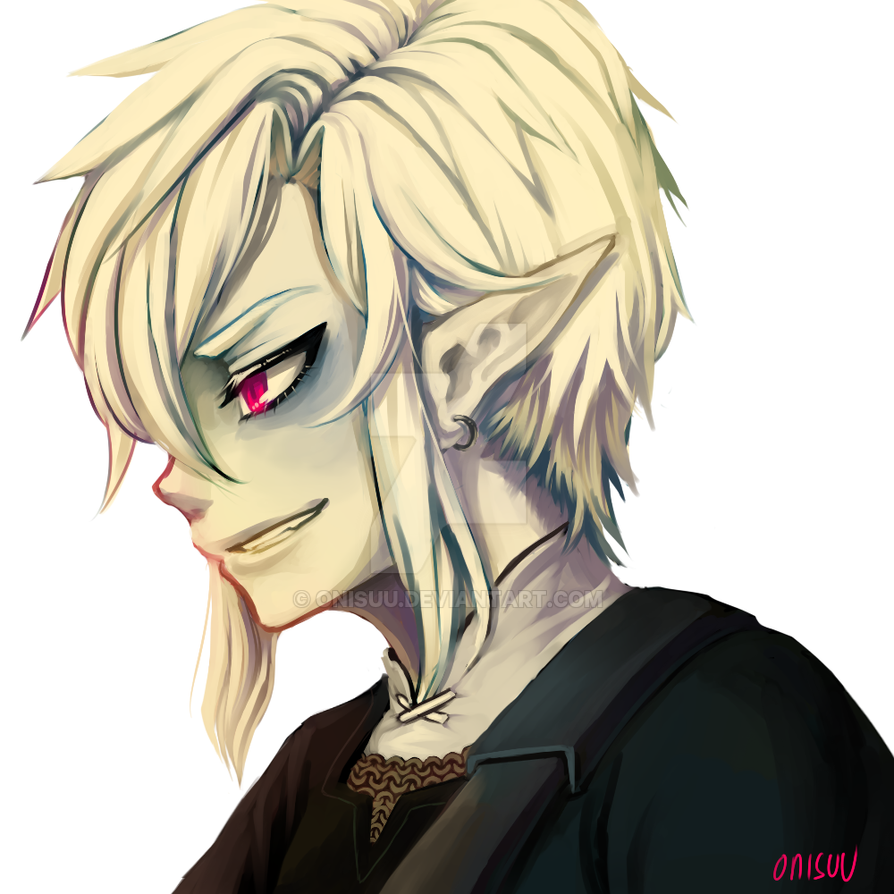LoZ -- Darklink by onisuu