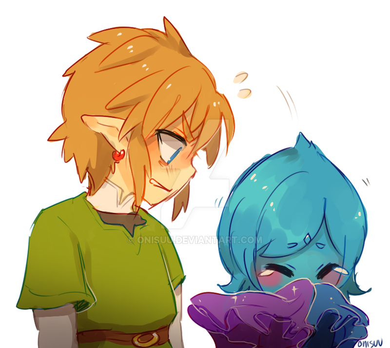 Skyward Sword -- PFFT By Onisuu On DeviantArt