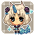 OCs  Seine pixel icon by onisuu