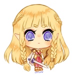LoZ -- Princess Zelda