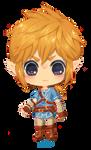 Zelda 2015 -- Link (+video)
