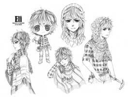 commission -- Eli by onisuu