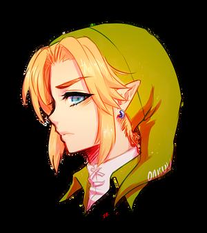 LoZ -- Link