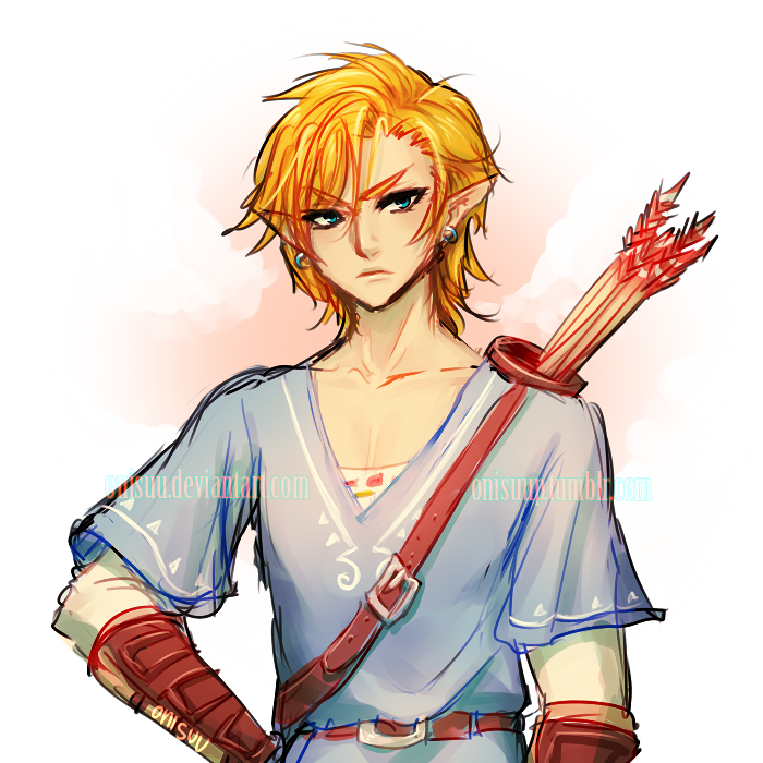 Loz2016 -- Archer By Onisuu On DeviantArt