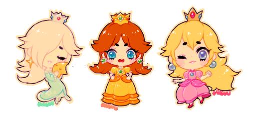 Princessessss by onisuu