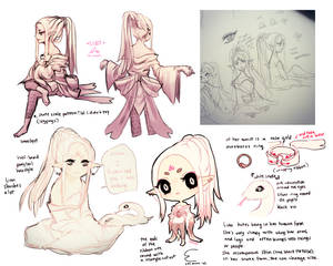 OCs -- Lian character sheet