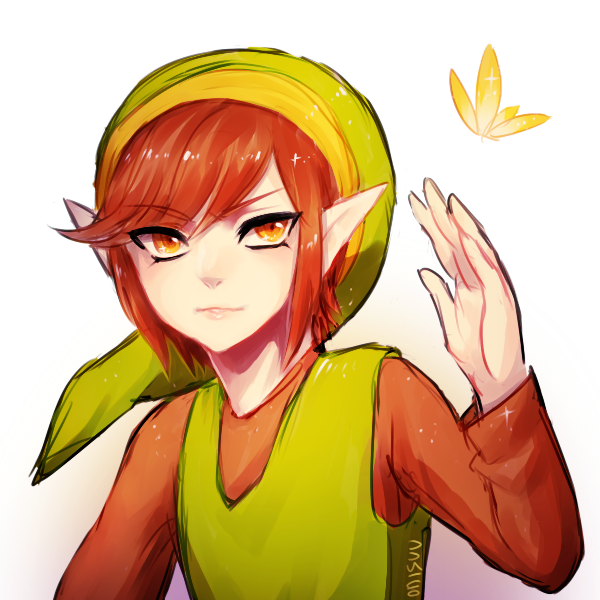 Classic Link !! By Onisuu On DeviantArt