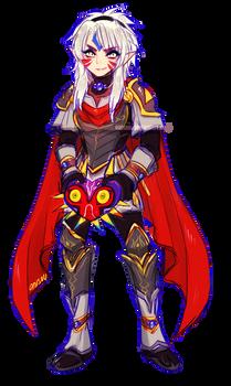 fierce deity (+spdpaint)