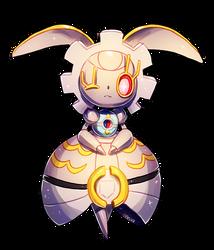 pokemon -- Magearna by onisuu