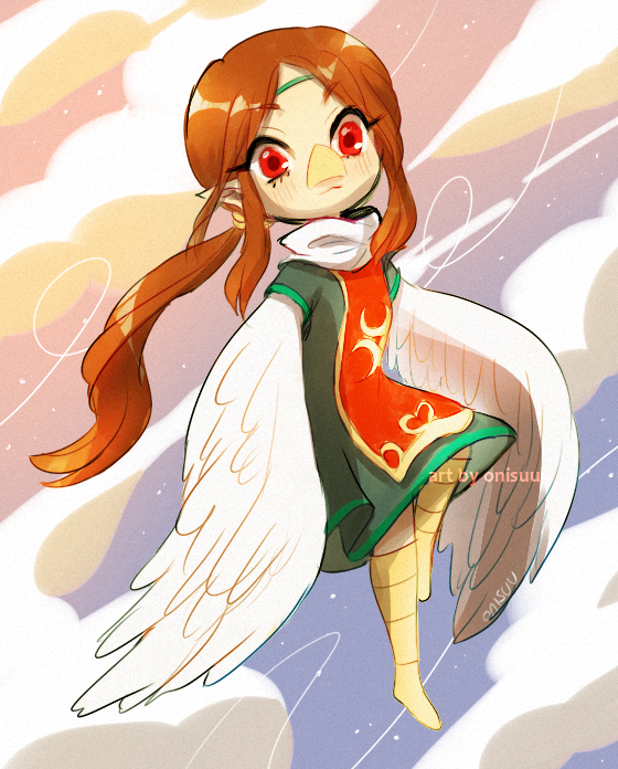 Wind Waker -- Medli By Onisuu On DeviantArt