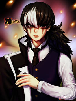 ace attorney -- Simon Blackquill