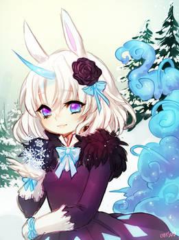 OC -- winter!!