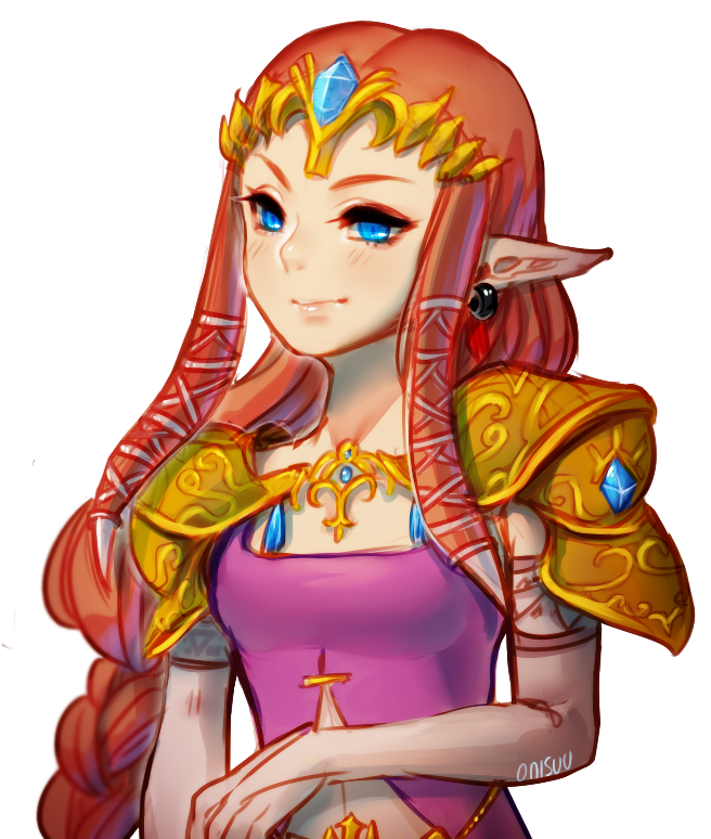 Twilight Princess -- Zelda Sketch By Onisuu On DeviantArt