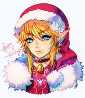 happy holidays! by onisuu