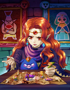 commission -- Yuga