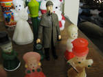 Holmes Joins the Carolers