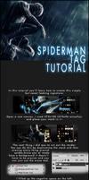Spiderman tag tutorial