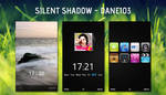 HTC Desire - Silent Shadow