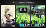 HTC Desire - Sweet Glasses