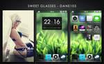 HTC Desire - Sweet Glasses