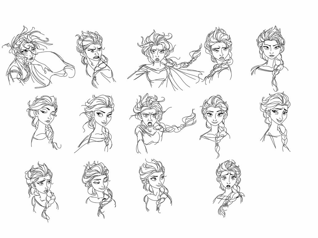 Drawing elsa the snow queen by spartandragon12 on deviantart drawing elsa the snow queen by spartandragon12 voltagebd Image collections