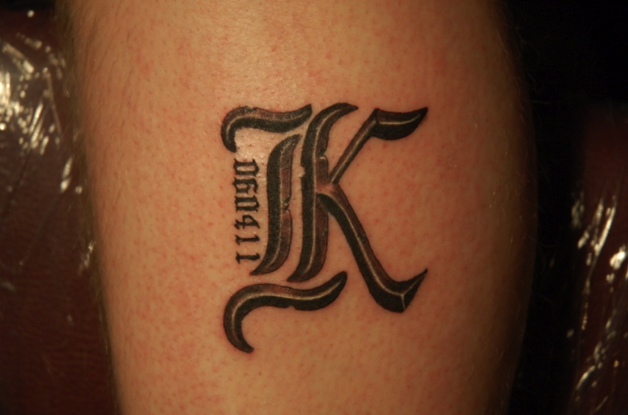 Best 25 Initial tattoos ideas on Pinterest  Morse code