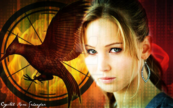 The Hunger Games: Catching Fire by SchaefersWar